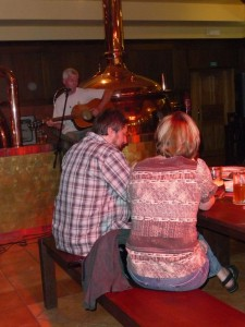 Stáňa Setváková z Planetária si s Františkem povídá o pivu a možná i o vesmíru...