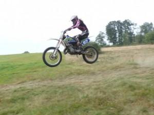 Myslím, že moc nebezpečnějších sportů už není - dcera zvolila motokros a já trnu... A přeju úspěchy a splnění snů!!!