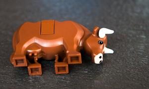 Na přípravu tohoto guláše budete potřebovat hovězí maso...
